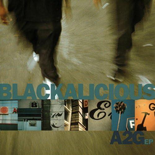 Blackalicious feat. Lateef the Truthspeaker & Cut Chemist