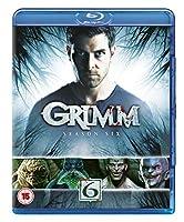 Grimm: Season 6 [Blu-ray Region Free 日本語無し](Import)