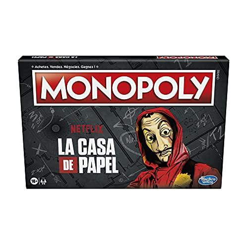 MONOPOLY LA CASA DE Papel