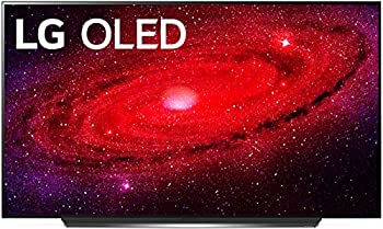 LG OLED77CXPUA Alexa Built-In CX 77-inch 4K Smart OLED TV  2020 Model
