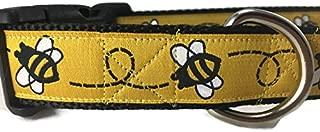 Best bumble bee dog collar Reviews