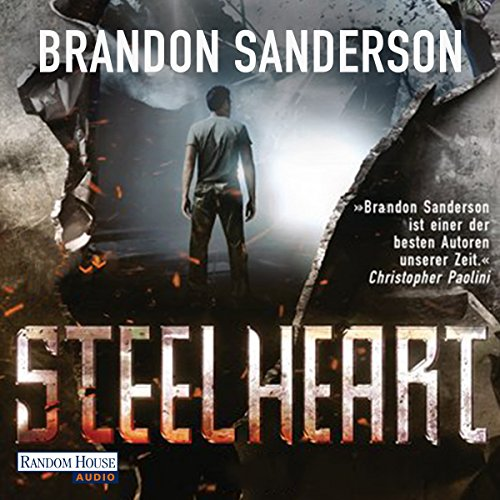 Couverture de Steelheart [German Edition]