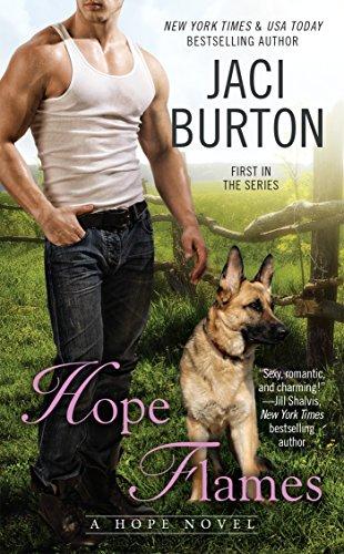 Hope Flames by [Jaci Burton]