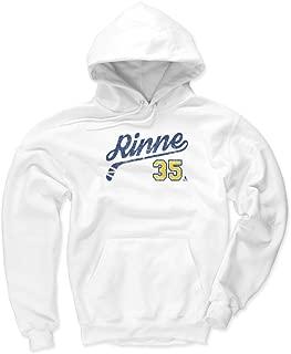 500 LEVEL Pekka Rinne Nashville Hockey Sweatshirt - Pekka Rinne Script