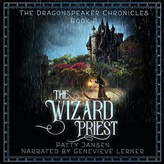 The Wizard Priest cover art