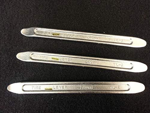 Levagomme Kit 3 pièces longues 200 mm en acier