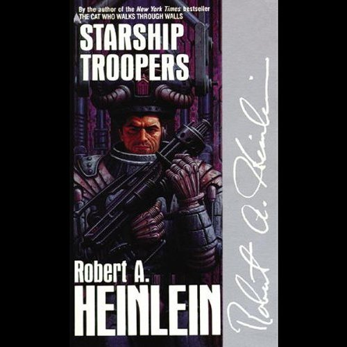 Starship Troopers  By  cover art