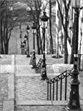 Poster 60 x 80 cm: Paris, Montmartre von Assaf Frank -