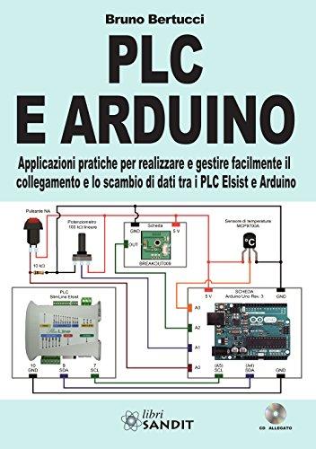 PLC e Arduino. Con CD-ROM (Elettronica)