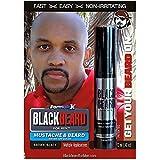 Blackbeard for Men (brush-on beard filler)