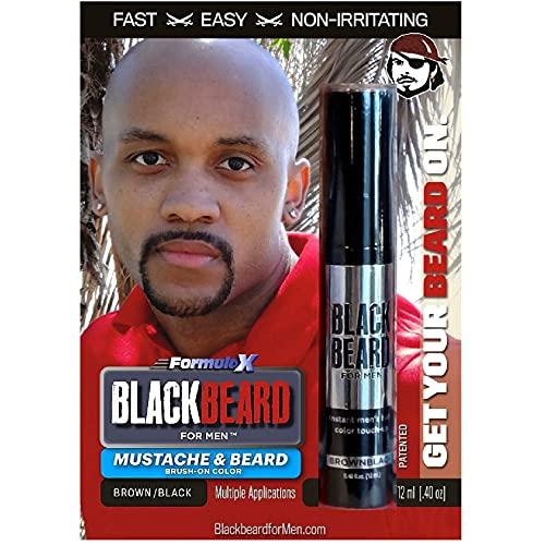 Blackbeard Beard Color