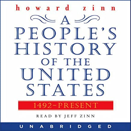 A People S History Of The United States Audible