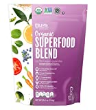 LIVfit Superfood Organic Superfood Blend Powder 720 Gram, 6g of Vegan Protein per Serving, Add to...