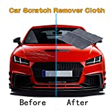 LOAER Nano Material Surface Automabile Deep Paint Scratches Remover Magic Car Scratch Repair Cloth Herramientas de reparación de Esmalte de automóviles