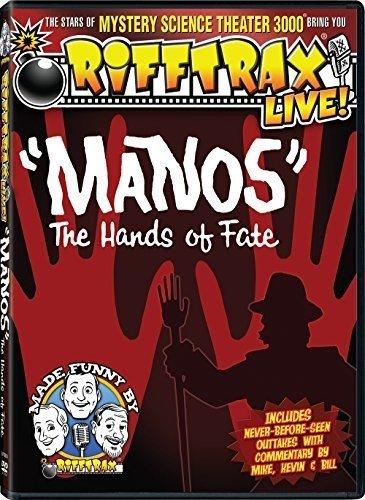 Rifftrax Live Manos The Hands Of Fate [Edizione: Stati Uniti] [Italia] [DVD]