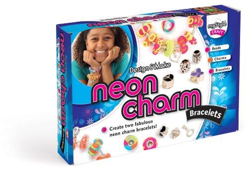 myStyle Neon Charm Bracelets