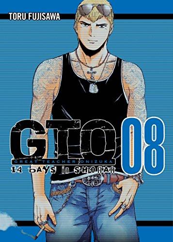 GTO 14 Days in Shonan, Volume 8