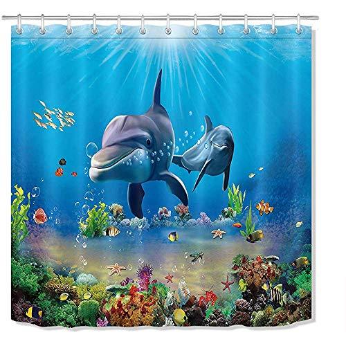 cortinas baño estrella d mar