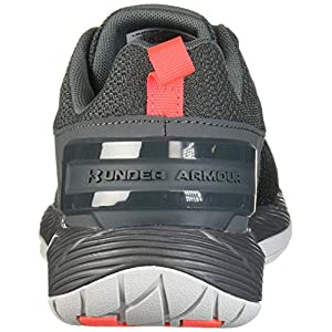 Under Armour Men's Commit TR EX Cross Trainer, Pitch Gray (111)/Halo Gray, 7.5