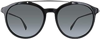 Diesel Sonnenbrille DL0188-53N-54 Occhiali da Sole, Nero (Schwarz), 54 Uomo
