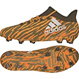 adidas Herren X 17.1 FG Fußballschuhe, Orange Borang Talc Traoli, 44 EU