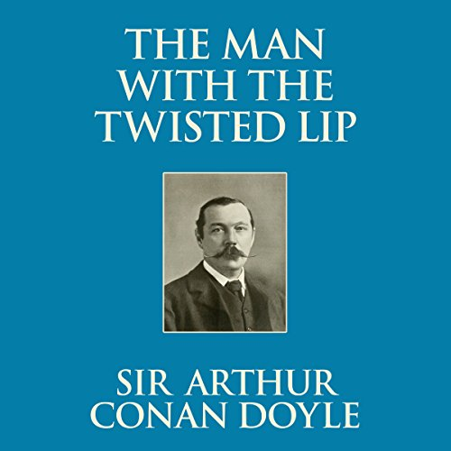 The Man with the Twisted Lip copertina
