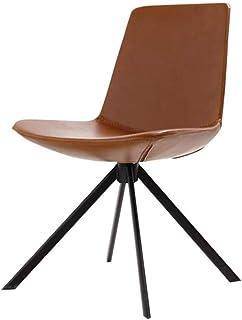 TWDYC Silla de Comedor, Mesa de Comedor Habitación for Espacios pequeños Mesa y sillas Cocina for sillas de Cuero Suave Inicio Furnitur Trasero del Bolso de Estudio