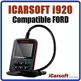Interface de Diagnostic iCarsoft i920 Compatible avec véhicules Ford - Diagnostic Tous Systèmes