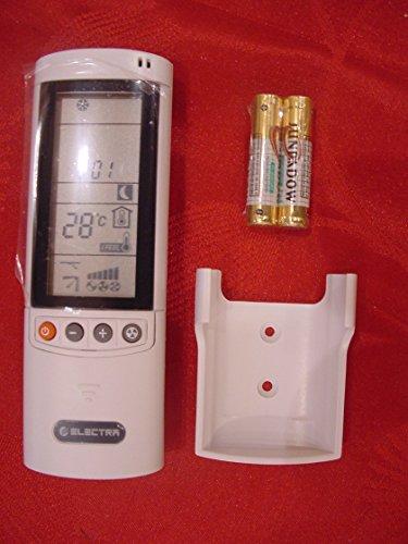 Telecomando AIRWELL RC 7 RAL9003AW BL