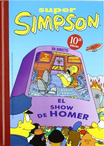 Los indisciplinados Simpson (Súper Simpson 6)