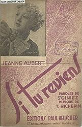 Si tu reviens - Jeanne Aubert