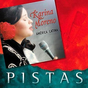 Karina Moreno En Vivo (Pistas)