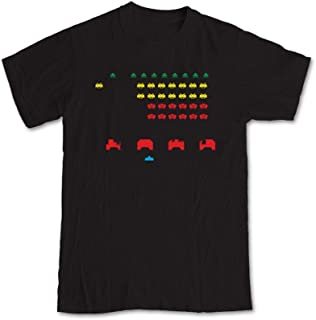 Space Invaders Gaming T-Shirt