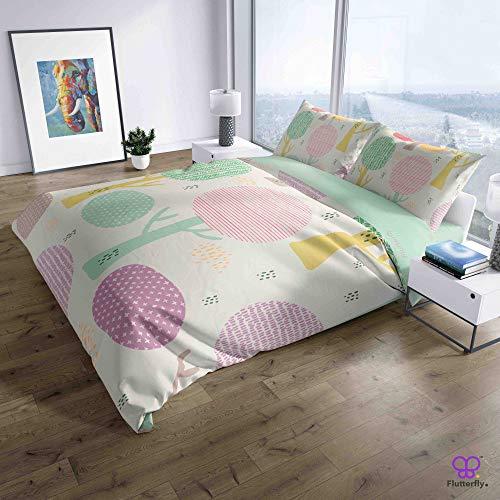 Flutterfly duvet cover king size superk duvet cover queen superk bedding set bed set queen housse de couette superking Abstract Pattern (443-1143) design