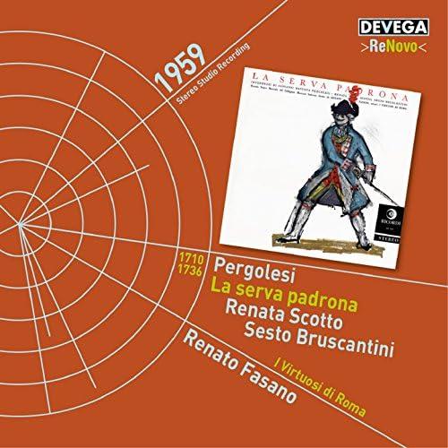 Renata Scotto, Sesto Bruscantini, Renato Fasano, I Virtuosi di Roma