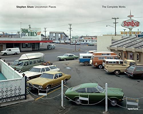 Stephen Shore Uncommon Places The Complete Works product image