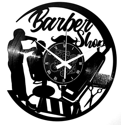 Instant Karma Reloj de pared Disco de vinilo LP 33RPM pelo corte Peluquería Peluquería Barber Shop