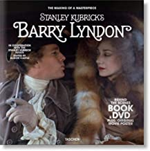 Stanley Kubrick's Barry Lyndon. Book & DVD Set