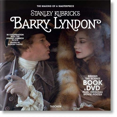 Stanley Kubrick's Barry Lyndon. Book & DVD Set (Movie & Making of)