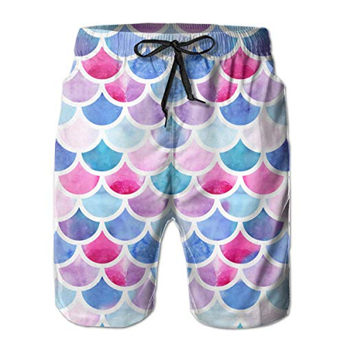 MSGDF Funny Dollar Bills Mens Beach Shorts Swim Trunks Quick Drying Board Trunks with Lining