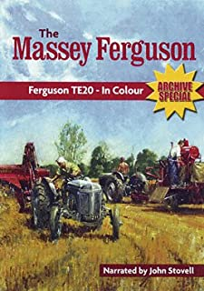 The Massey Ferguson Archive Special Ferguson TE20 In Colour DVD