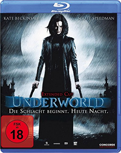 Underworld (Extended Cut) [Blu-ray]