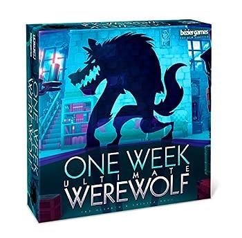 Bezier Games OWUWBEZ One Week Ultimate Werewolf