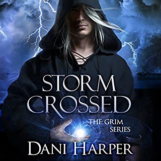 Storm Crossed audiobook cover art