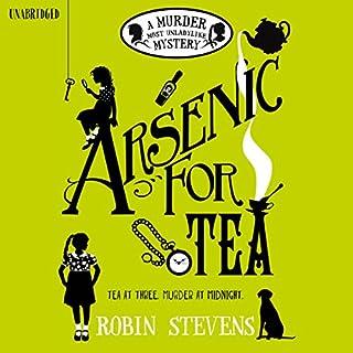 Arsenic for Tea cover art