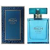 Rich Icone By Johan B Cologne for Men 3.0 Oz / 90 Ml Eau De Toilette Spray by Johan
