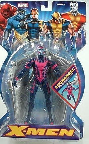 Sin impuestos X-Men Action Figure  Archangel by Toy Biz Biz Biz  mejor vendido
