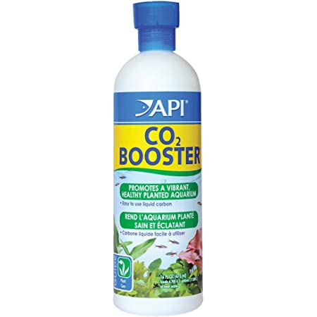 API CO2 Booster, 450g