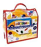 LEARNING WRAP-UPS SELF-CORRECTING 1st Grade Reading Base Center Kit