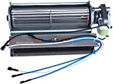 Hongso Replacement Fireplace Fan Blower & Heating Element for Heat Surge Electric Fireplace